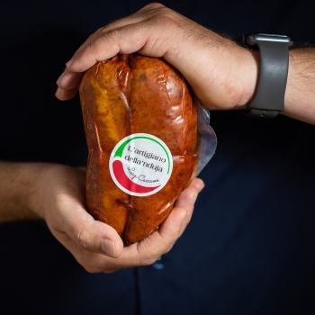 'Nduja Salami Spread from...