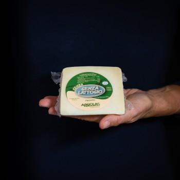Pecorino-Käse ohne Laktose...
