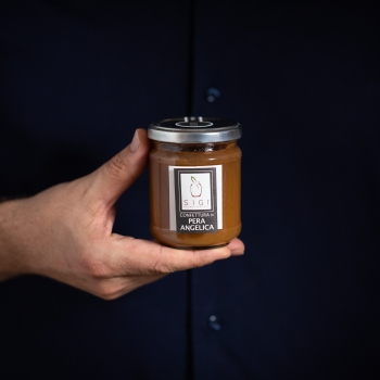 Angelica Pear Jam - 220g