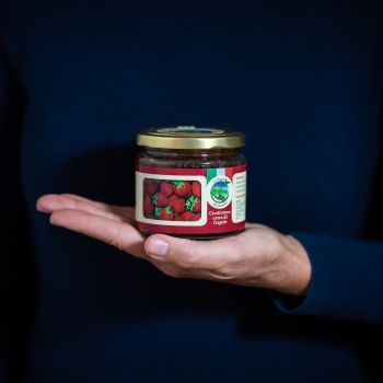Strawberry extra jam - 200g