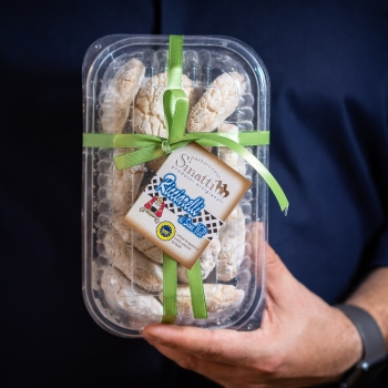 Ricciarelli cookies from...