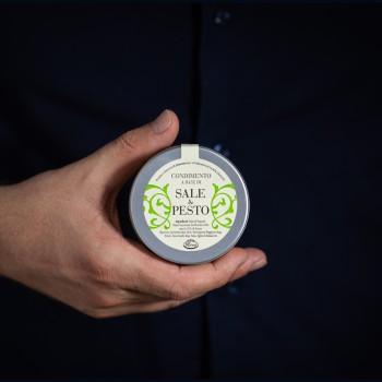 Salz und Pesto - 100 g