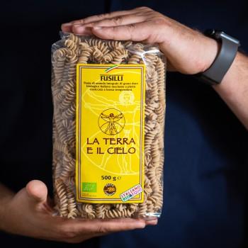 Organic whole wheat durum...