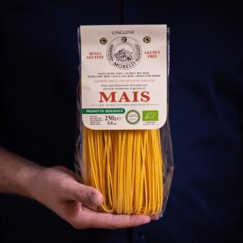 Linguine aus Mais...