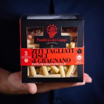 Ziti Nudeln aus Gragnano...