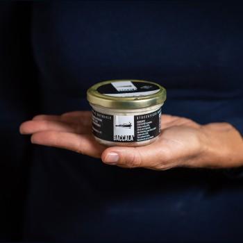 Stockfischcreme im Glas – 90 g