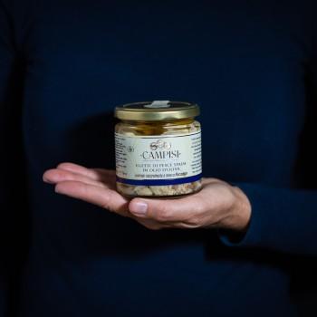 In Olivenöl eingelegte...