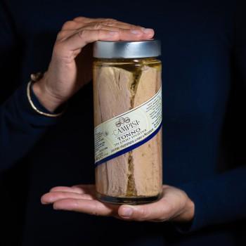 Tuna in Olive Oil - 600g