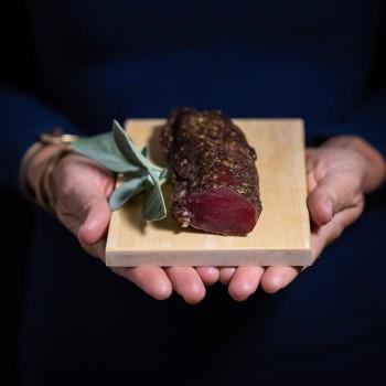 Herbed pork tenderloin -...