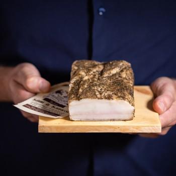 Piece of flavoured pork...