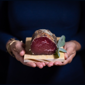 Smoked beef - approx. 350g