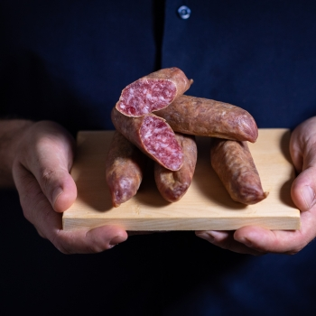 Cured sausages 5 pieces - 300g
