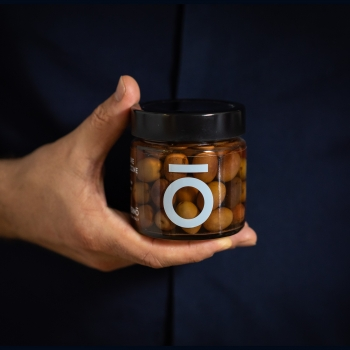 Leccino olives - 260g