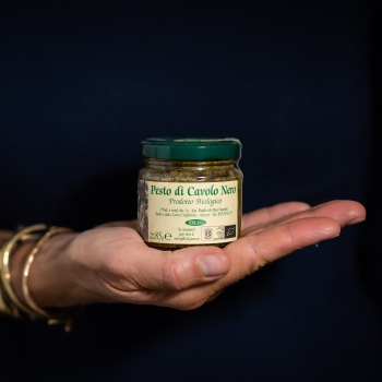 Pesto aus Palmkohl Bio - 85 g
