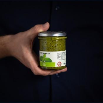 Genoa Pesto sauce without...