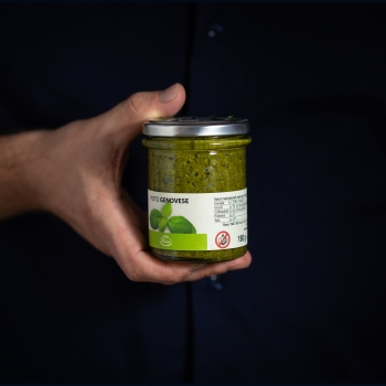 Pesto from Genoa without...