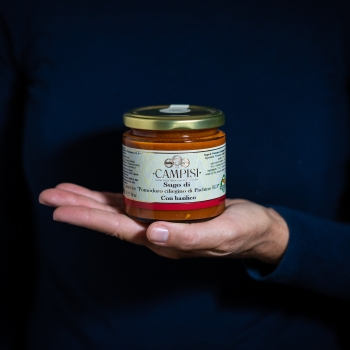 Pachino-Kirschtomaten-Sauce...