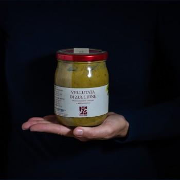 Vellutata di zucchine - 500 gr