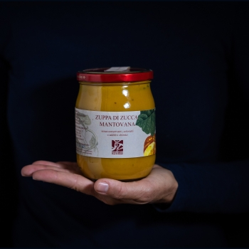 Kürbissuppe - 500 g