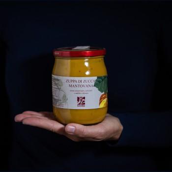 Zuppa di Zucca - BIO - 500gr