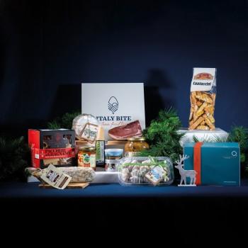 Weihnachtsgeschenkkorb...