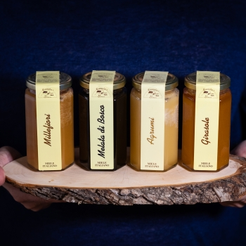 Honey Tasting Selection by...