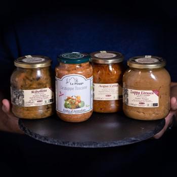 Degustazione Minestre/Zuppe...
