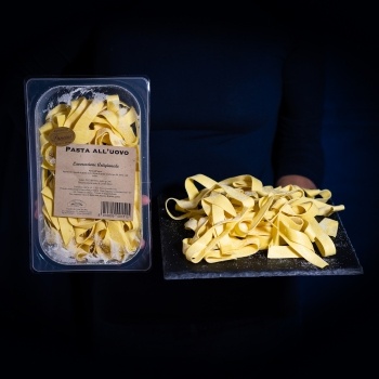 Fresh egg pappardelle - 300g