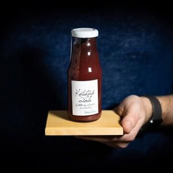 Handmade Purple Ketchup...