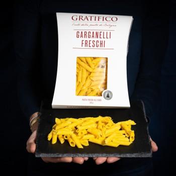 Fresh Garganelli pasta - 250g