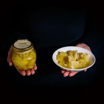 Süß-saurer Sellerie - 350 g