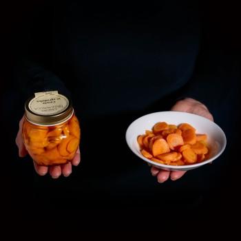 Süß-saure Karotten - 350 g