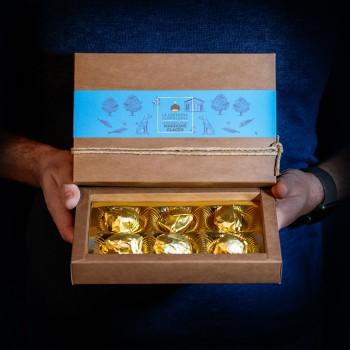 Marron glacé - 6-piece box