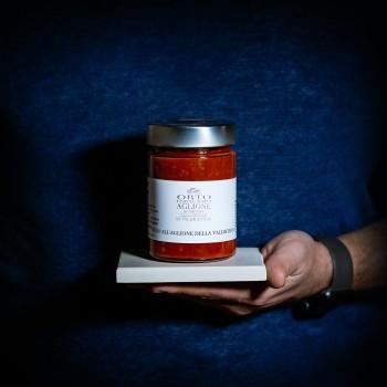 Aglione-Knoblauch Soße – 320 g