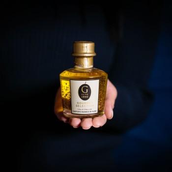 Olive oil with Alba white...