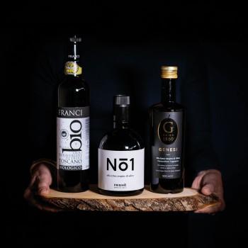 Degustazione oli d'Italia