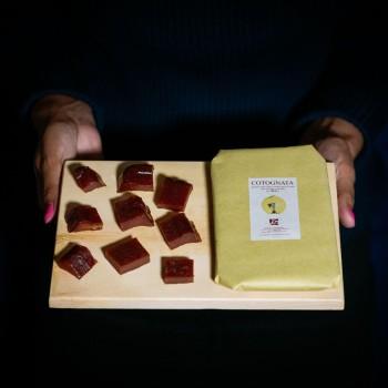 """""""Cotognata"""" (quince cheese)..."""