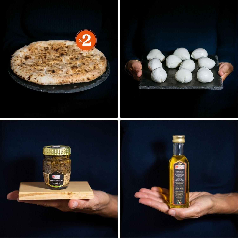 kit pizza al tartufo