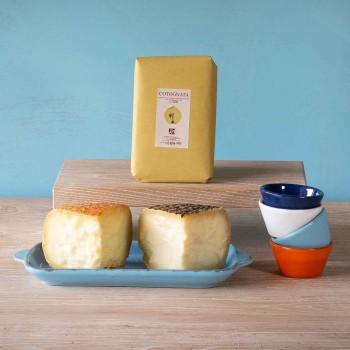 Pecorino cheese and jams